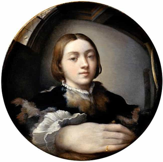 Parmigianino is listed (or ranked) 3 on the list Famous Mannerist Artists, Ranked