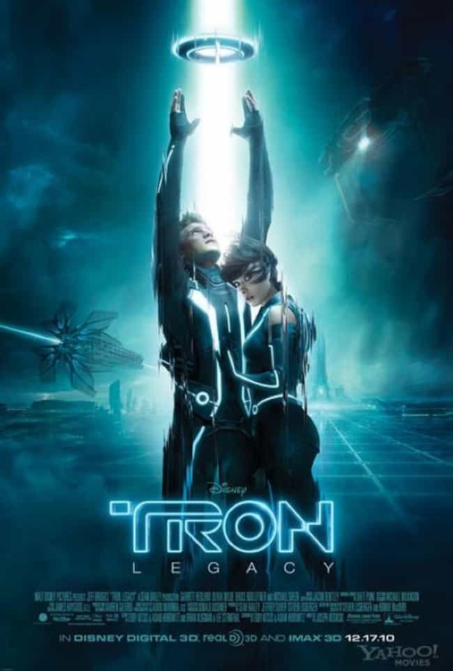 Tron: Legacy is listed (or ranked) 4 on the list The Best Movies About Playing Video Games