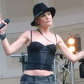 Patricia Kaas is listed (or ranked) 7 on the list The Best Chanson Bands/Artists