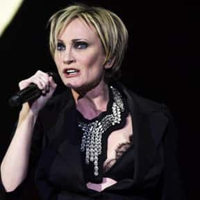 Patricia Kaas is listed (or ranked) 23 on the list The Best European Female Singers