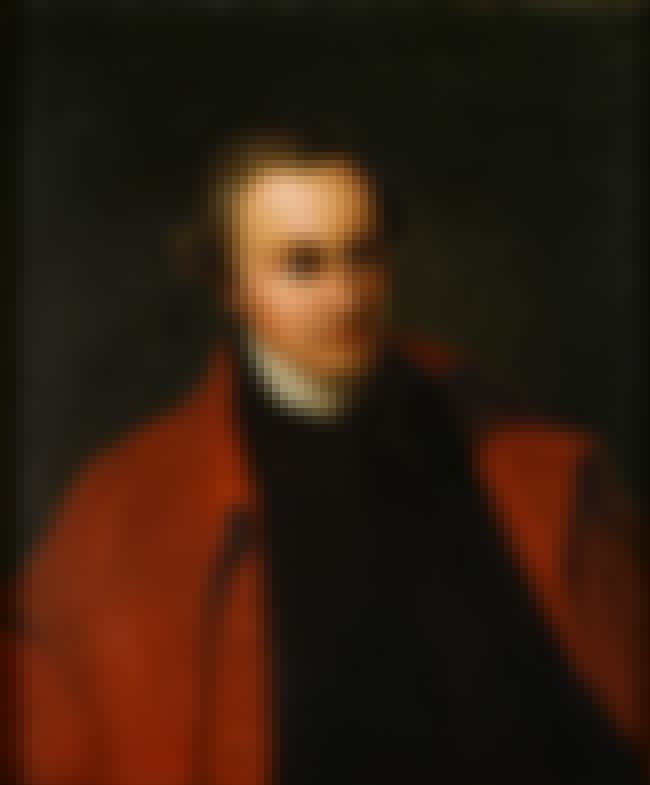 Patrick Henry is listed (or ranked) 4 on the list Famous People Who Died of Stomach Cancer