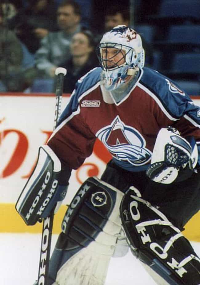 Patrick Roy is listed (or ranked) 3 on the list The Top Hockey Goaltenders of All Time