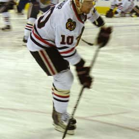 Patrick Sharp is listed (or ranked) 17 on the list Famous People Named Patrick or Pat