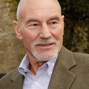 Patrick Stewart is listed (or ranked) 25 on the list American Public Figures Who Are National Treasures