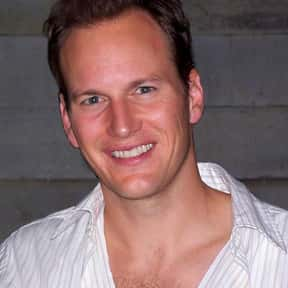Patrick Wilson is listed (or ranked) 16 on the list Famous People Named Patrick or Pat