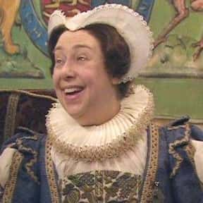 Patsy Byrne is listed (or ranked) 10 on the list Blackadder Cast List