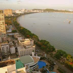 Pattaya is listed (or ranked) 4 on the list The Best Beaches in Thailand