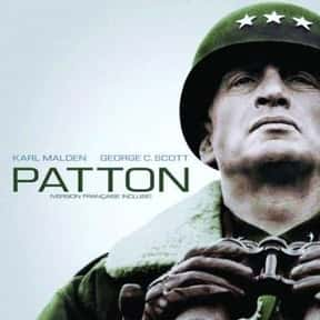 Patton is listed (or ranked) 16 on the list The Best '70s Movies