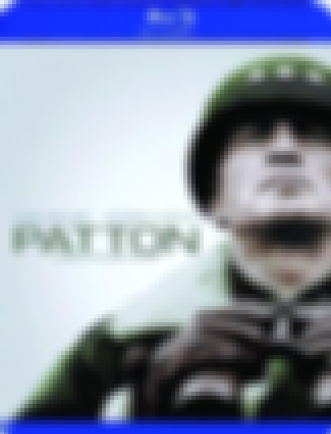 Patton is listed (or ranked) 3 on the list The Best Movies That Have Been Screened at the White House