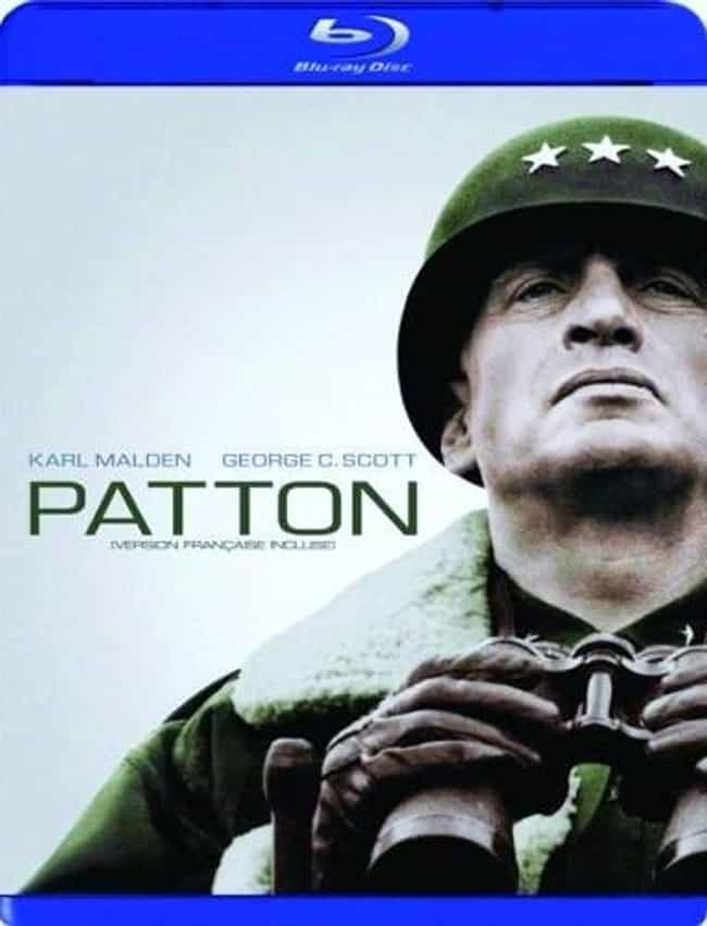 Patton is listed (or ranked) 1 on the list The Best Movies That Have Been Screened at the White House