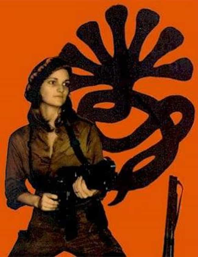 Patty Hearst is listed (or ranked) 1 on the list 11 Famous And Terrifying Cases Of Stockholm Syndrome And Hostage Brainwashing