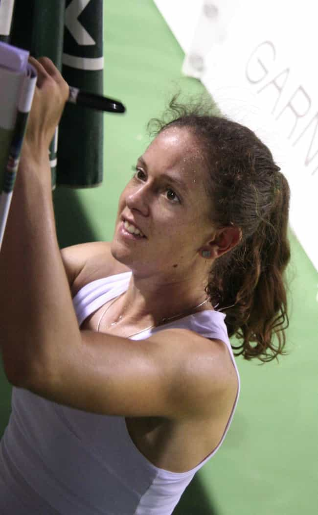 Patty Schnyder is listed (or ranked) 4 on the list The Best Tennis Players from Switzerland