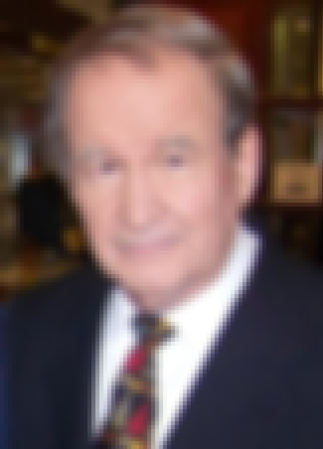 Pat Buchanan is listed (or ranked) 6 on the list List of Famous Broadcasters