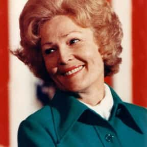 Pat Nixon is listed (or ranked) 20 on the list The Most Loved American First Ladies
