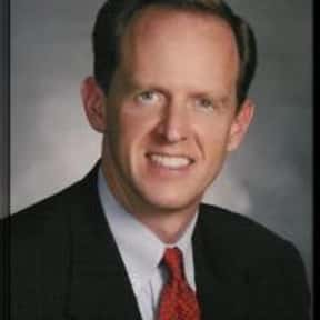 Pat Toomey is listed (or ranked) 7 on the list Famous People From Rhode Island