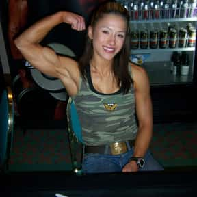 Pauline Nordin is listed (or ranked) 15 on the list Famous Female Bodybuilders