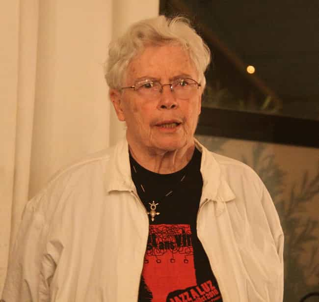Pauline Oliveros is listed (or ranked) 2 on the list List of Famous Accordionists