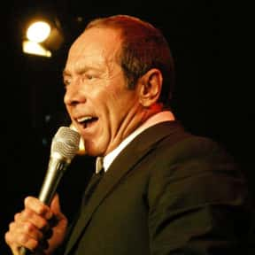 Paul Anka is listed (or ranked) 18 on the list The Top Pop Artists of the 1960s