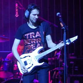 Paul Gilbert is listed (or ranked) 8 on the list The Best Instrumental Rock Bands/Artists