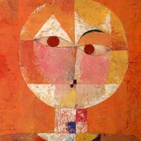 Paul Klee is listed (or ranked) 7 on the list Famous Left-Handed Artists
