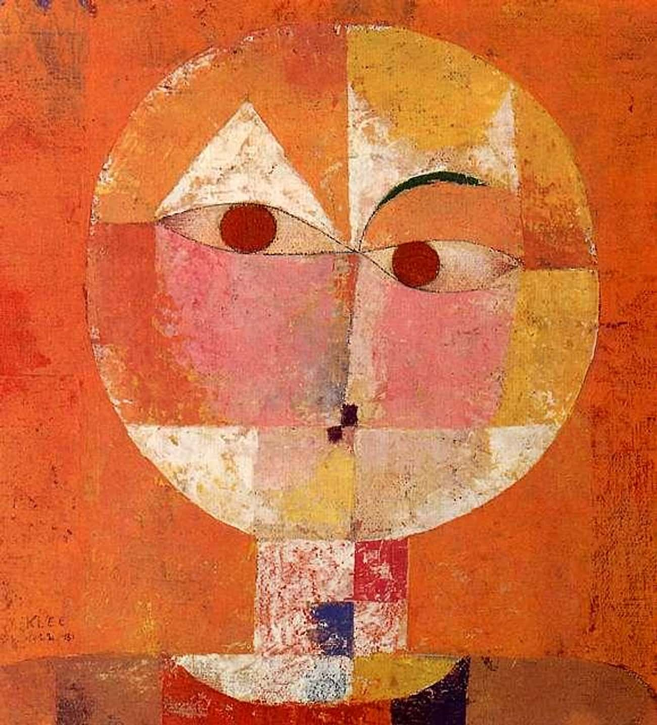 Paul Klee is listed (or ranked) 1 on the list Famous German Expressionism Artists