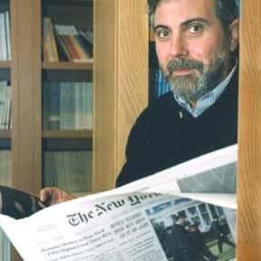 Paul Krugman is listed (or ranked) 2 on the list Famous John F. Kennedy High School Alumni
