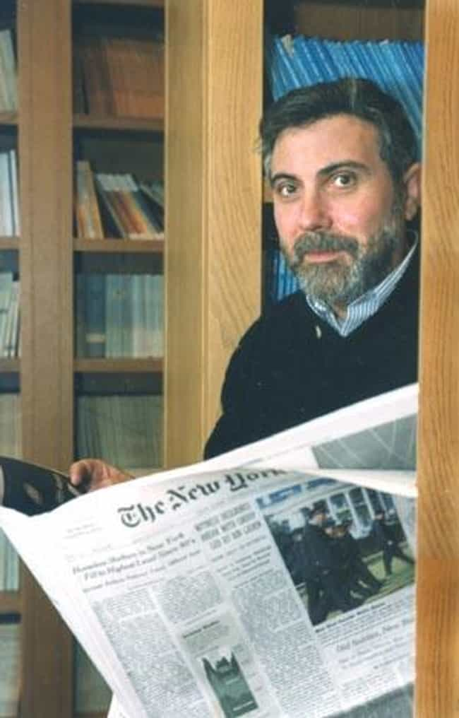 Paul Krugman is listed (or ranked) 2 on the list The Top Ten Smartest Living People - Smartest People Alive