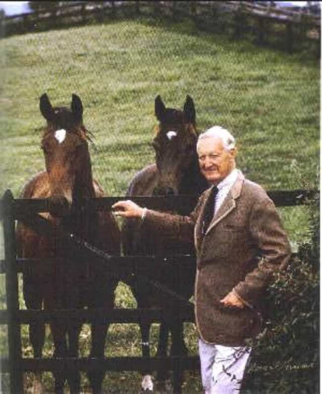 Paul Mellon is listed (or ranked) 4 on the list Members of the Mellon Family