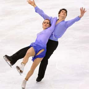 Paul Poirier is listed (or ranked) 8 on the list List of Famous Ice Dancers