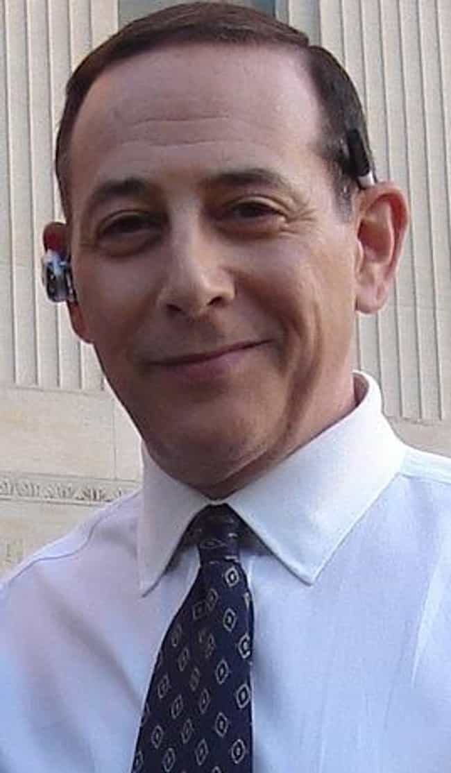 Paul Reubens is listed (or ranked) 8 on the list Famous People of Mexican Descent