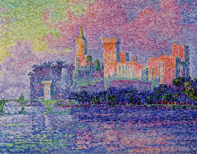 Paul Signac is listed (or ranked) 3 on the list Famous Pointillism Artists