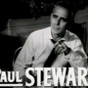 Paul Stewart is listed (or ranked) 6 on the list Full Cast of King Creole Actors/Actresses