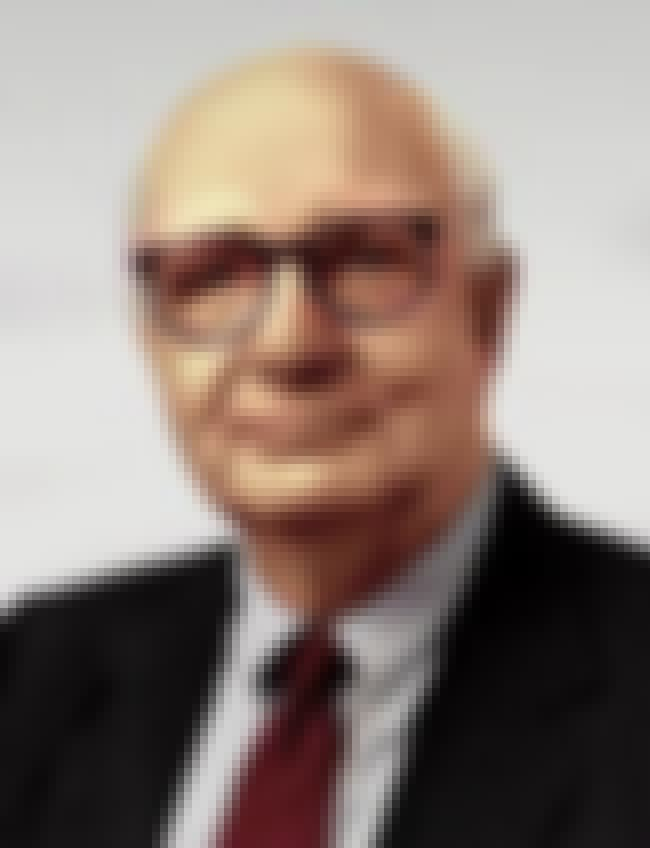 Paul Volcker is listed (or ranked) 4 on the list Famous Teaneck High School Alumni