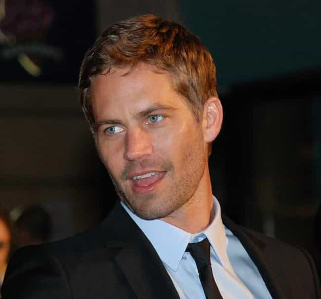 Paul Walker is listed (or ranked) 3 on the list People Who Died from Catastrophic Car Malfunctions