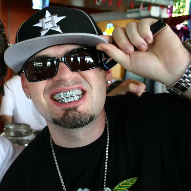 Paul Wall is listed (or ranked) 3 on the list Rappers Who Wear Grills