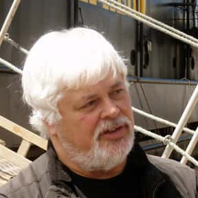 Paul Watson is listed (or ranked) 2 on the list List of Famous Pirates