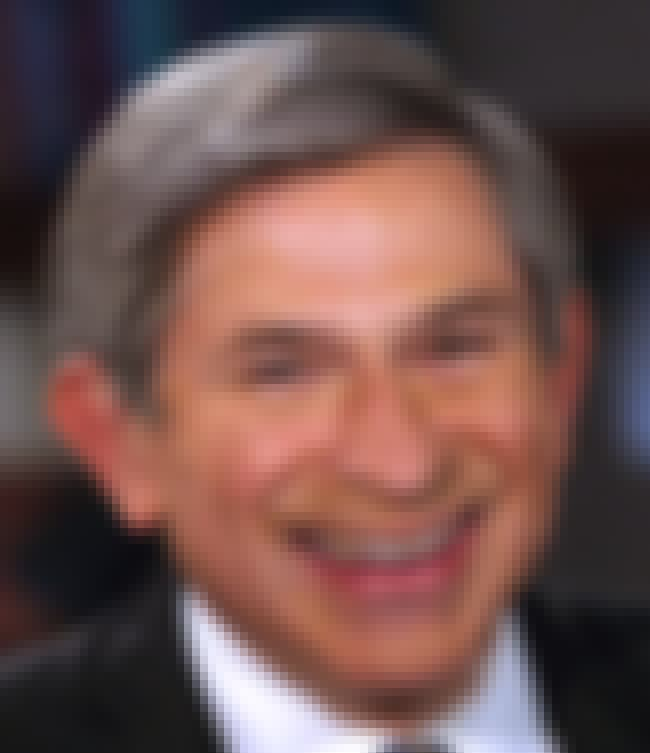 Paul Wolfowitz is listed (or ranked) 8 on the list Famous Male Political Scientists