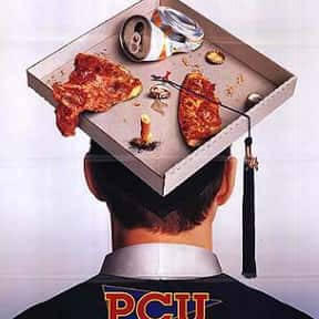 PCU is listed (or ranked) 11 on the list The Funniest Movies About College