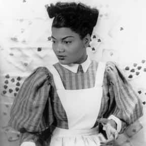 Pearl Bailey is listed (or ranked) 24 on the list The Best Musical Artists From Virginia
