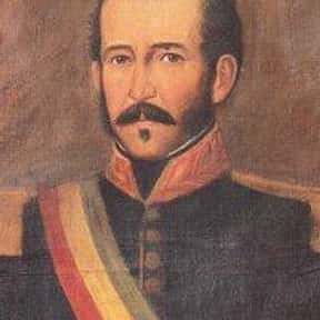 Pedro Blanco Soto is listed (or ranked) 1 on the list Famous People From Bolivia