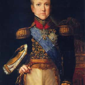 Pedro II of Brazil is listed (or ranked) 21 on the list The Most Enlightened Leaders in World History