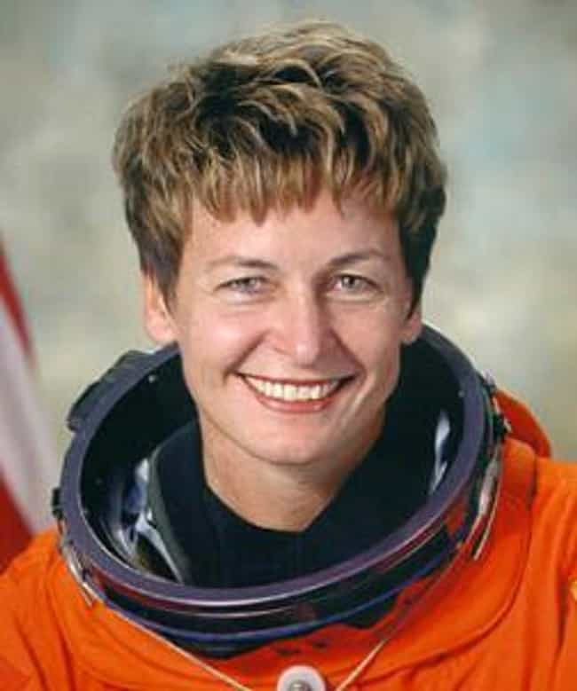 Peggy Whitson is listed (or ranked) 1 on the list Famous Female Biochemists