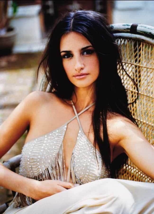 Penélope Cruz is listed (or ranked) 7 on the list Beautiful Latin Women