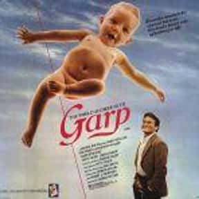 The World According to Garp is listed (or ranked) 15 on the list The Best Movies About Writers