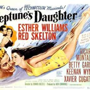 Neptune's Daughter is listed (or ranked) 26 on the list The Best Musical Movies Of All Time