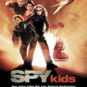 Spy Kids is listed (or ranked) 23 on the list The Best Adventure Movies for 8 Year Old Kids