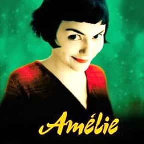 Amélie is listed (or ranked) 15 on the list The Best Movies About Women Who Keep to Themselves