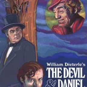 The Devil and Daniel Webster is listed (or ranked) 7 on the list The Best New Hampshire Movies