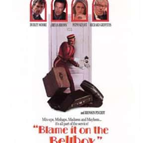 Blame It on the Bellboy is listed (or ranked) 9 on the list The Most Hilarious Mob Comedy Movies