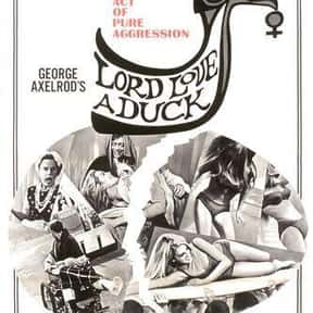 Lord Love a Duck is listed (or ranked) 22 on the list The Best Teen Movies of the 1960s